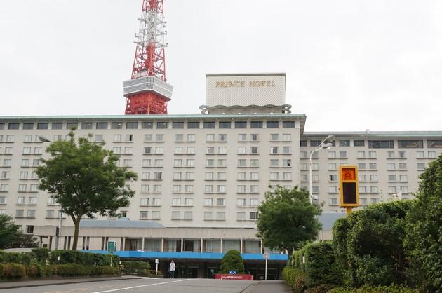 ビアガーデン 東京 プリンス ホテル